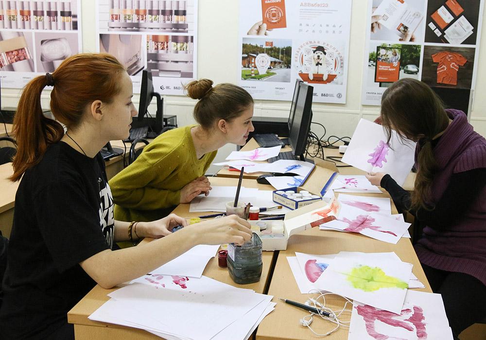 подготовительные курсы дизайн москва