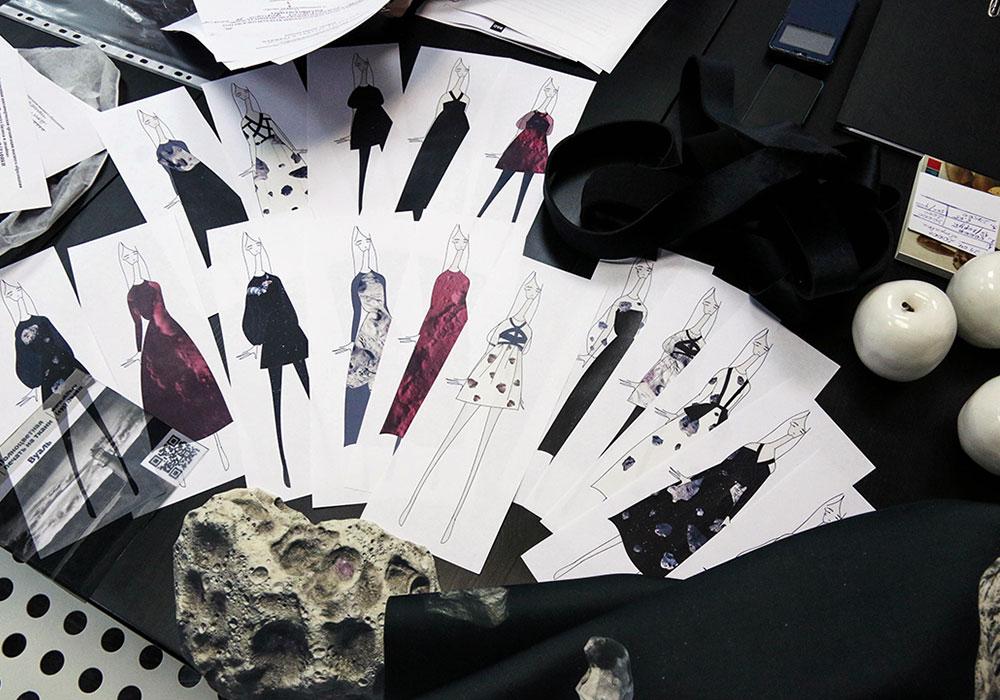 Эскизы / дизайн одежды