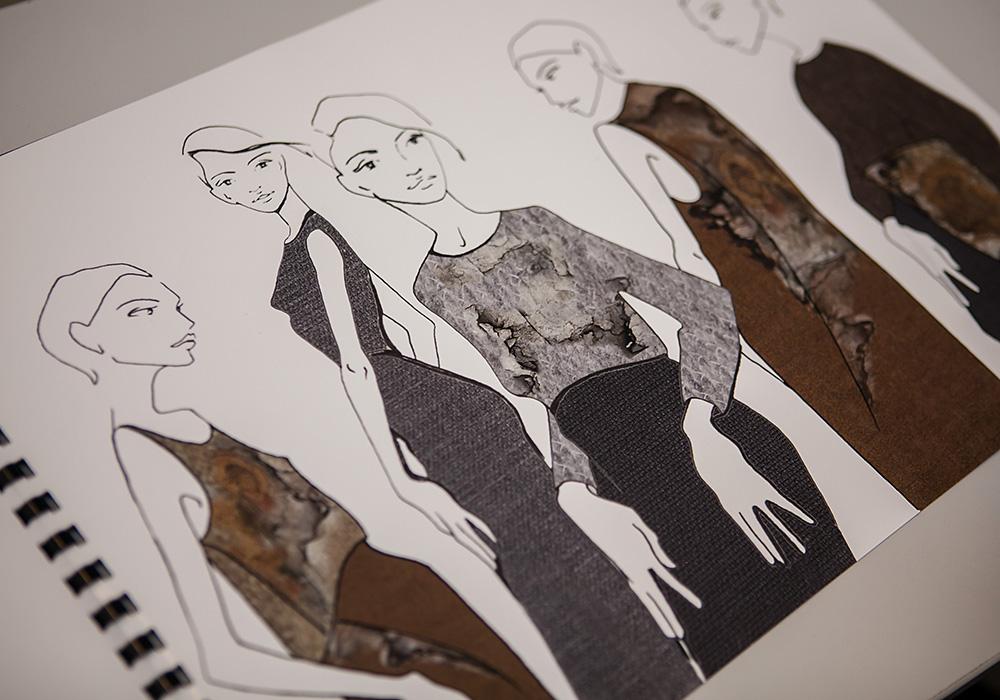 дизайн костюма вузы