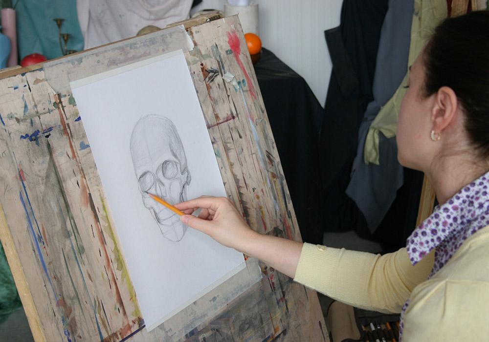 курсы рисунка