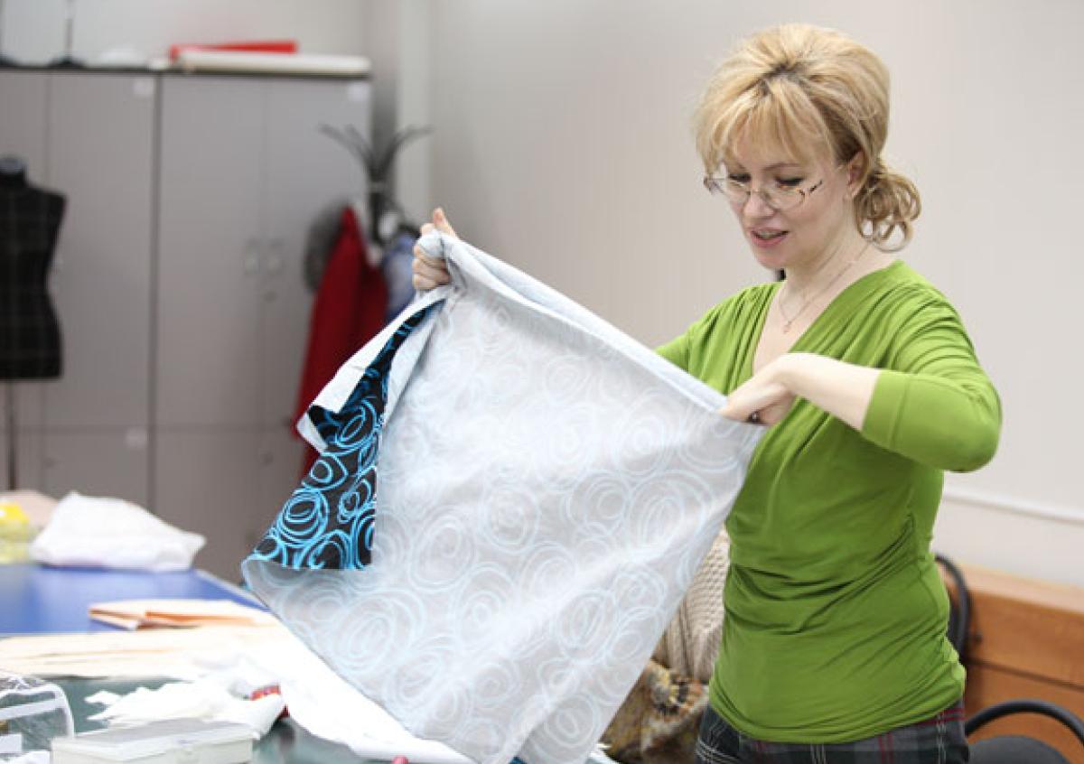 где научится шить профессионально