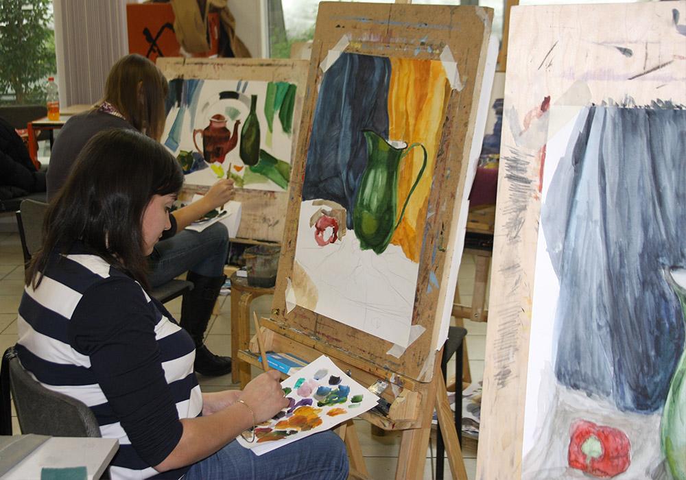 художественные курсы