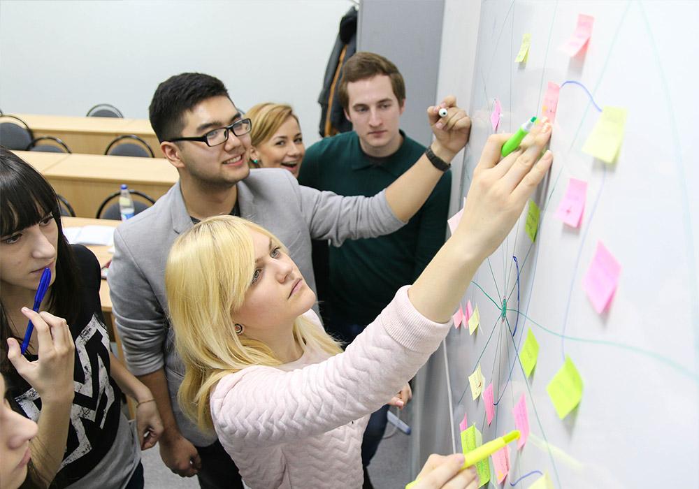 маркетинг обучение