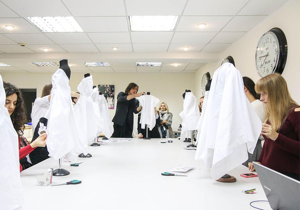 дизайн одежды вузы