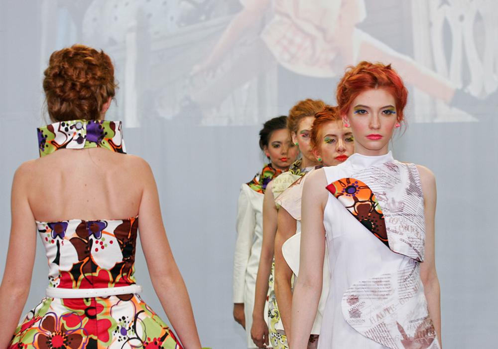 Обучение дизайну одежды