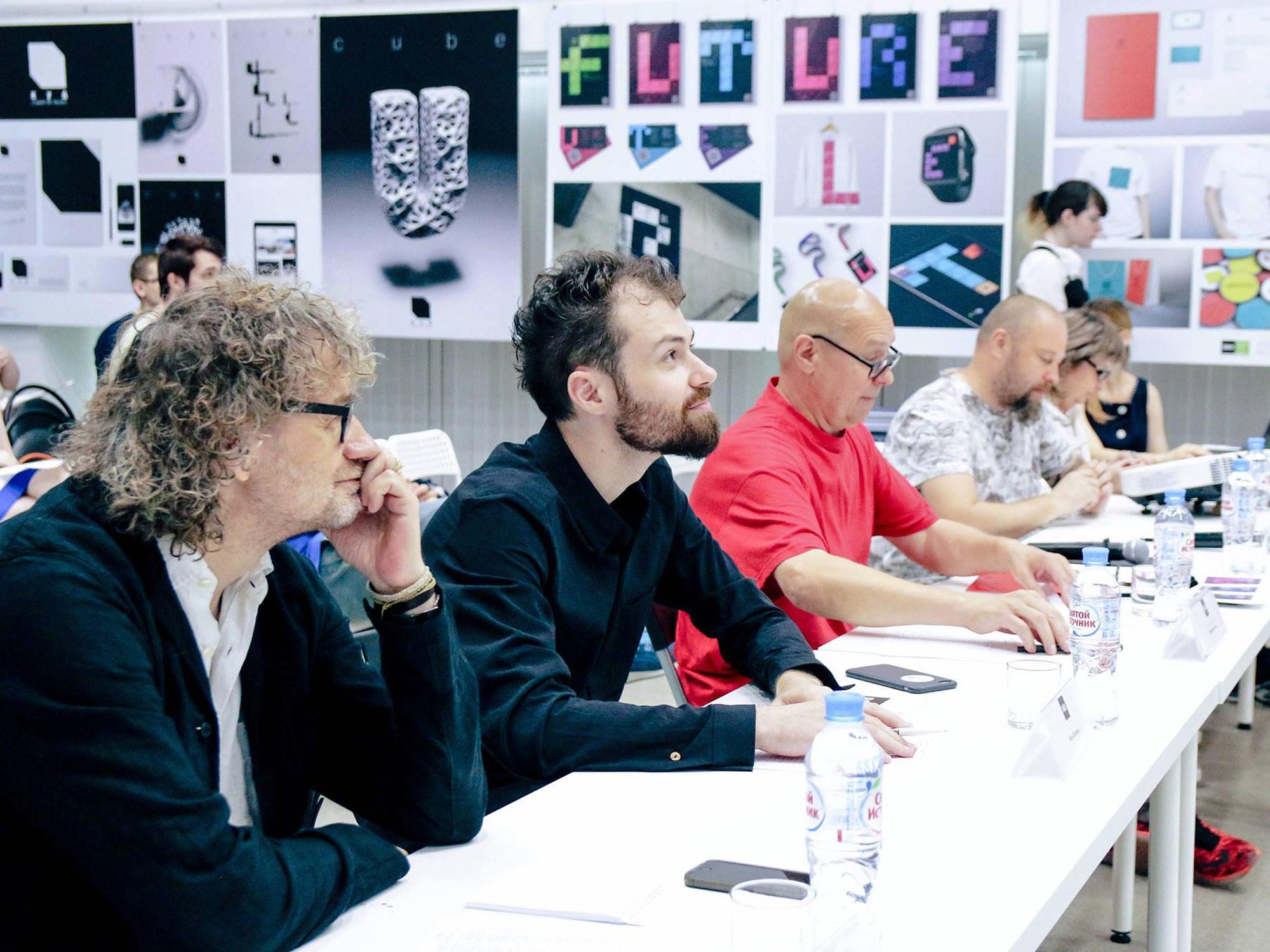 Защита дипломных работ на кафедре графического дизайна