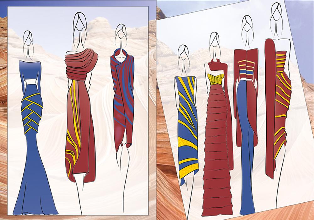 дизайн костюма обучение