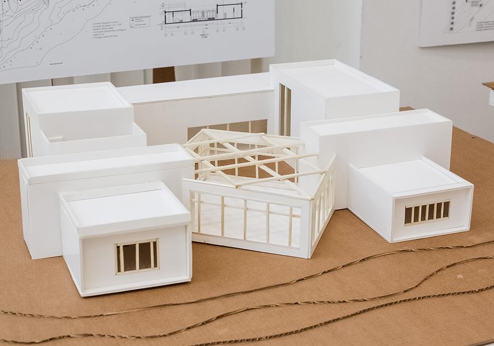 дизайн архитектурной среды направление