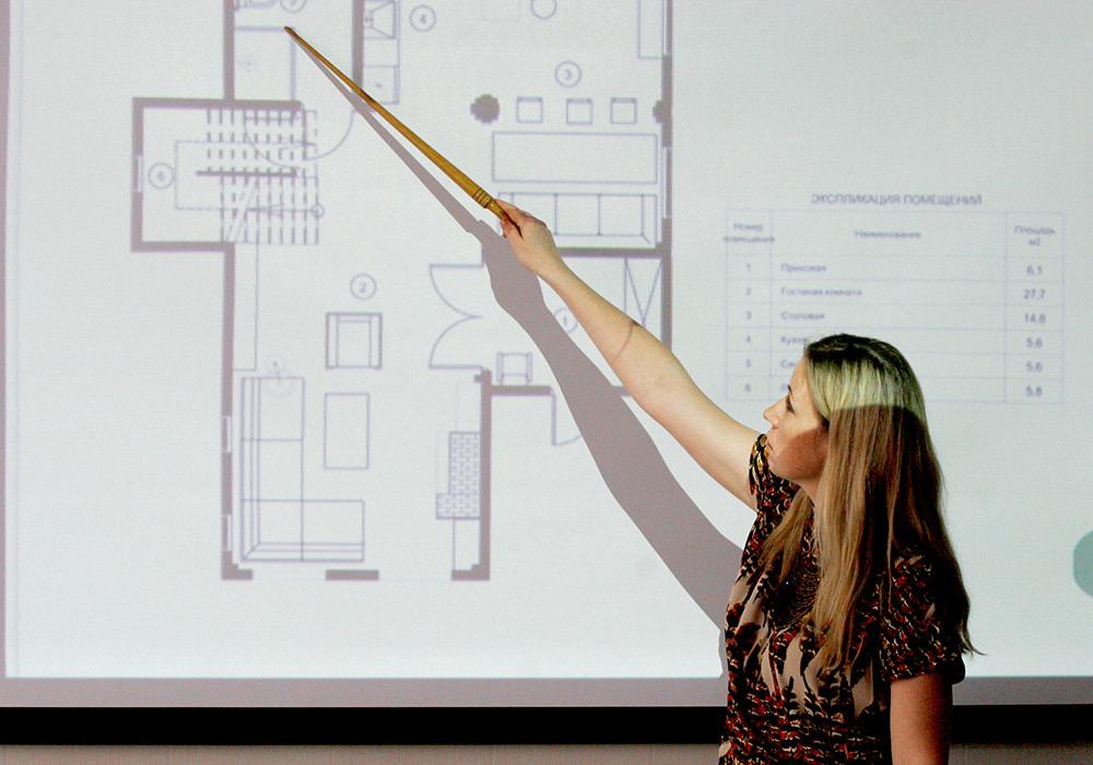 студенческие проекты по дизайну среды
