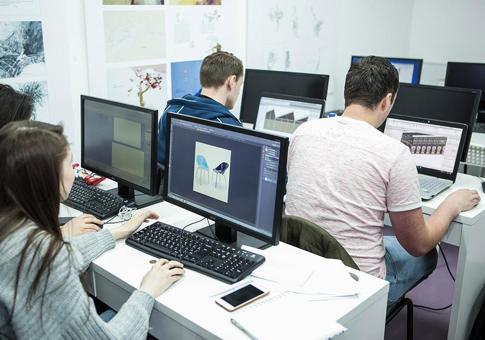 photoshop для архитекторов