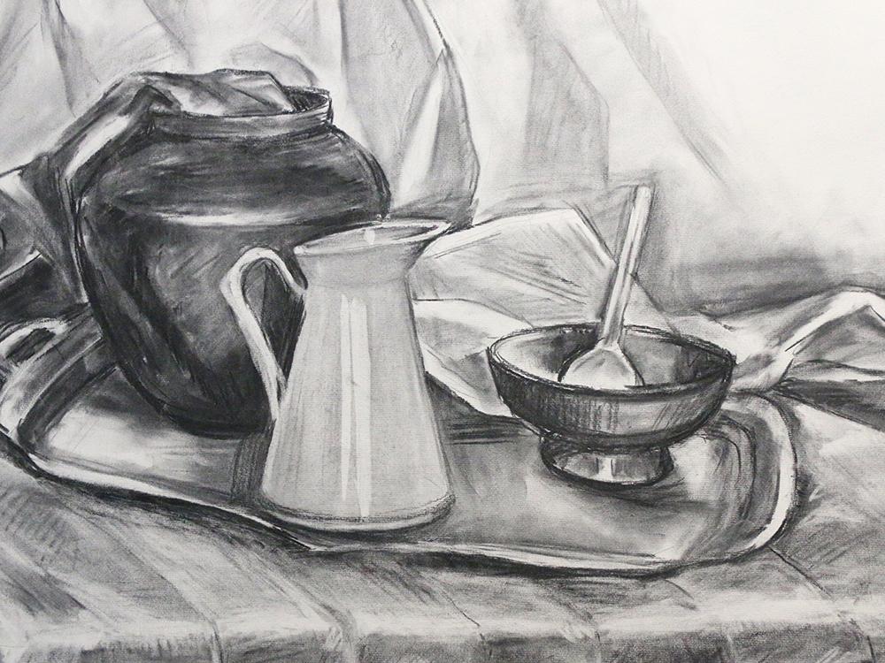 подготовка к поступлению в художественный