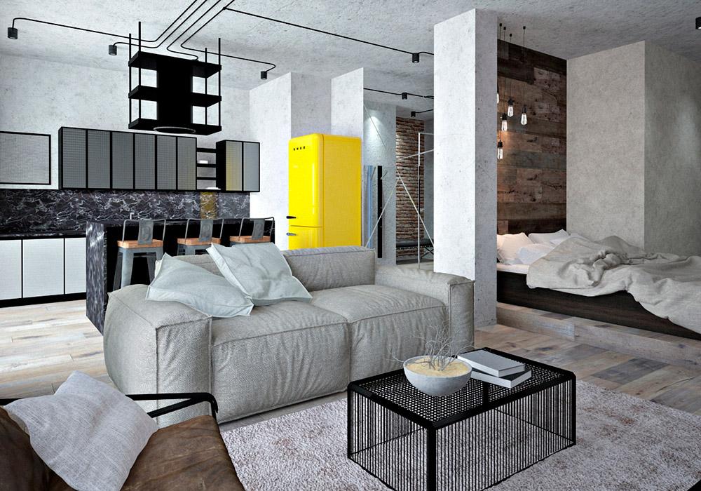 проектирование квартир
