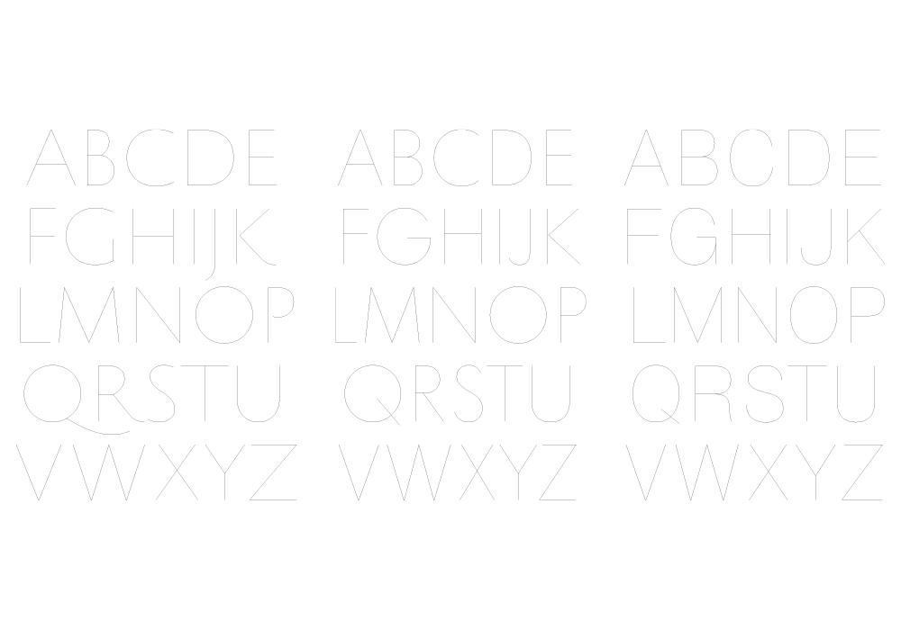 Type Design Course 24
